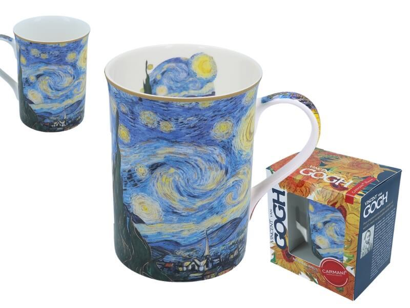 Hrnček 420  ml Vincent van Gogh The Starry Night, CARMANI 8302310