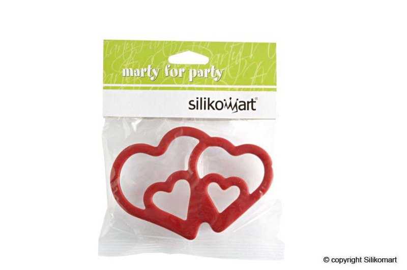Silikomart DOUBLE HEART