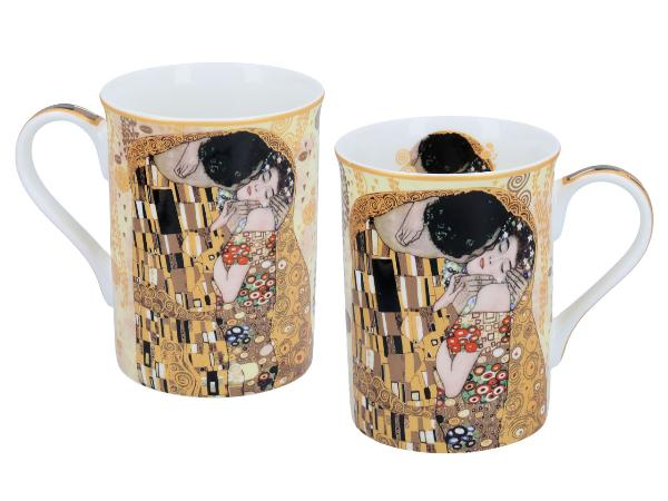 Hrnček  Gustav Klimt 400 ml The Kiss, CARMANI